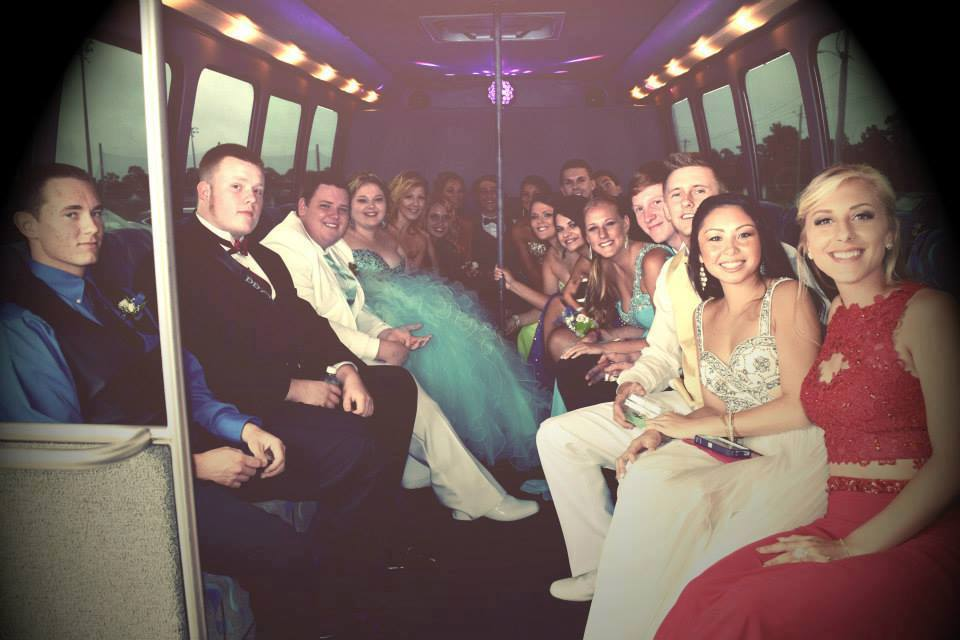 Prom Night Limo Rentals