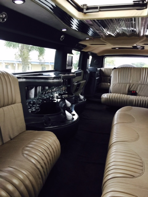 Hummer H2 Stretch Suv Bay Limo
